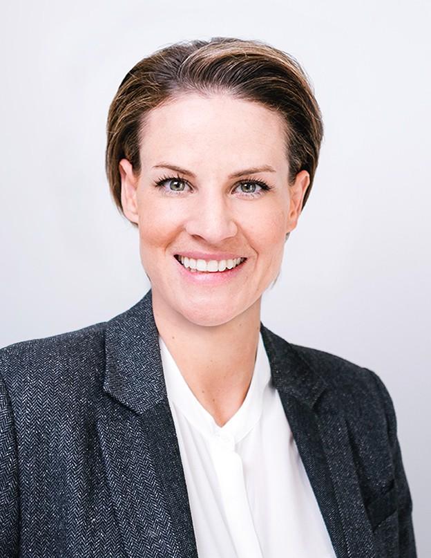 Photo of Fabienne Meyer