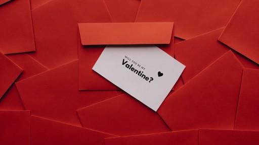 Kuvert Valentinstag, Valentinstag-Phishing
