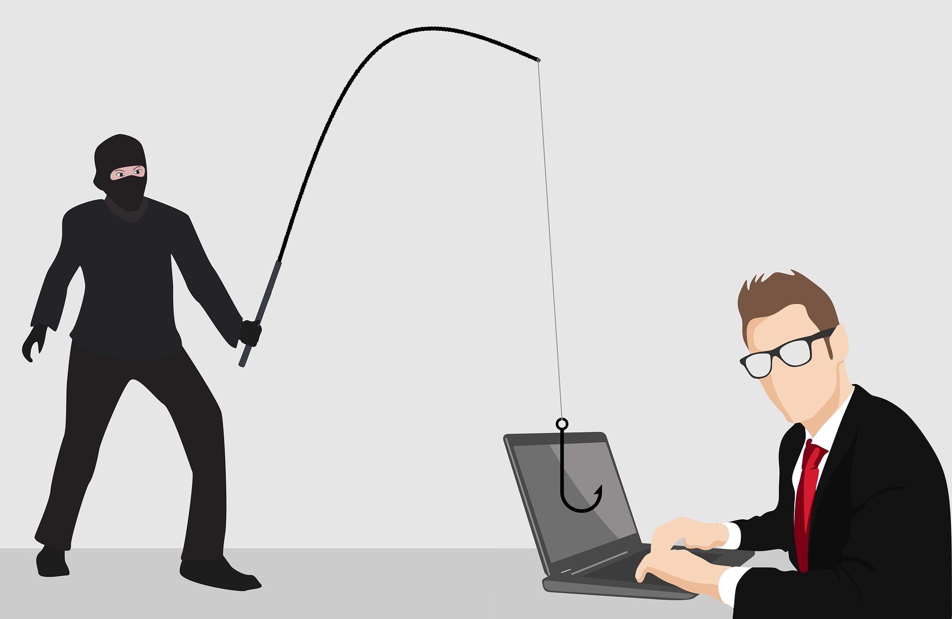 Vorsicht Phishing: die «Florentiner Bankengruppe» nimmt Top-Manager ins Visier