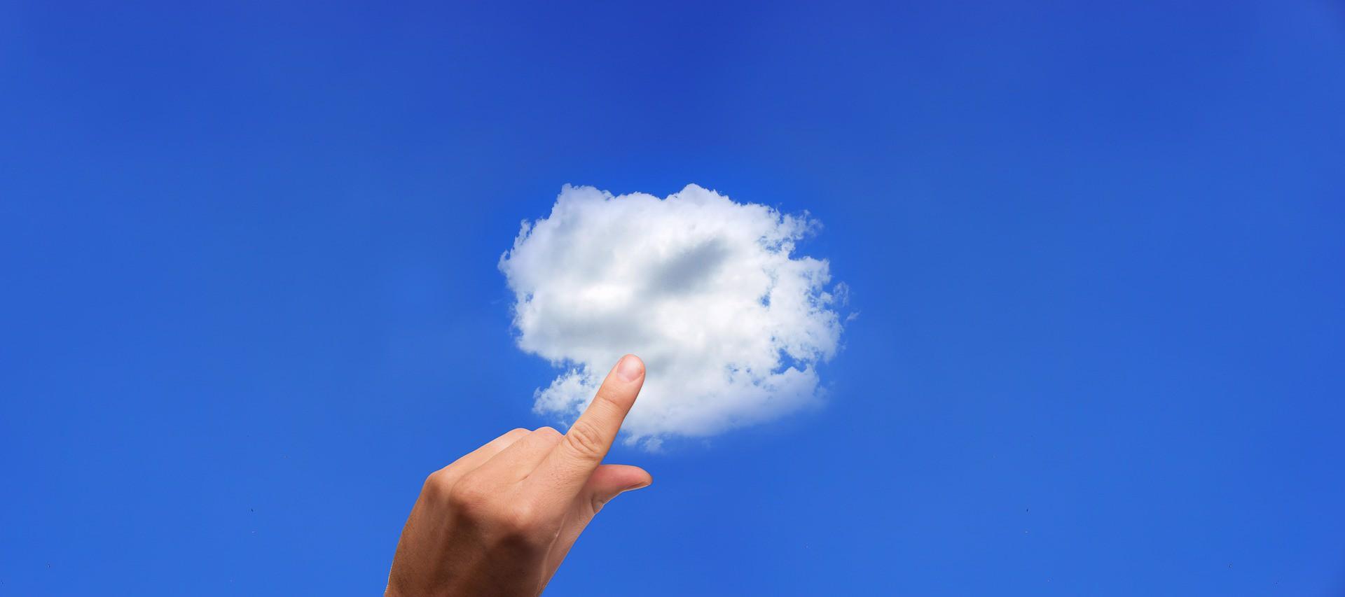 Damit der Kunde nicht in der Cloud verloren geht