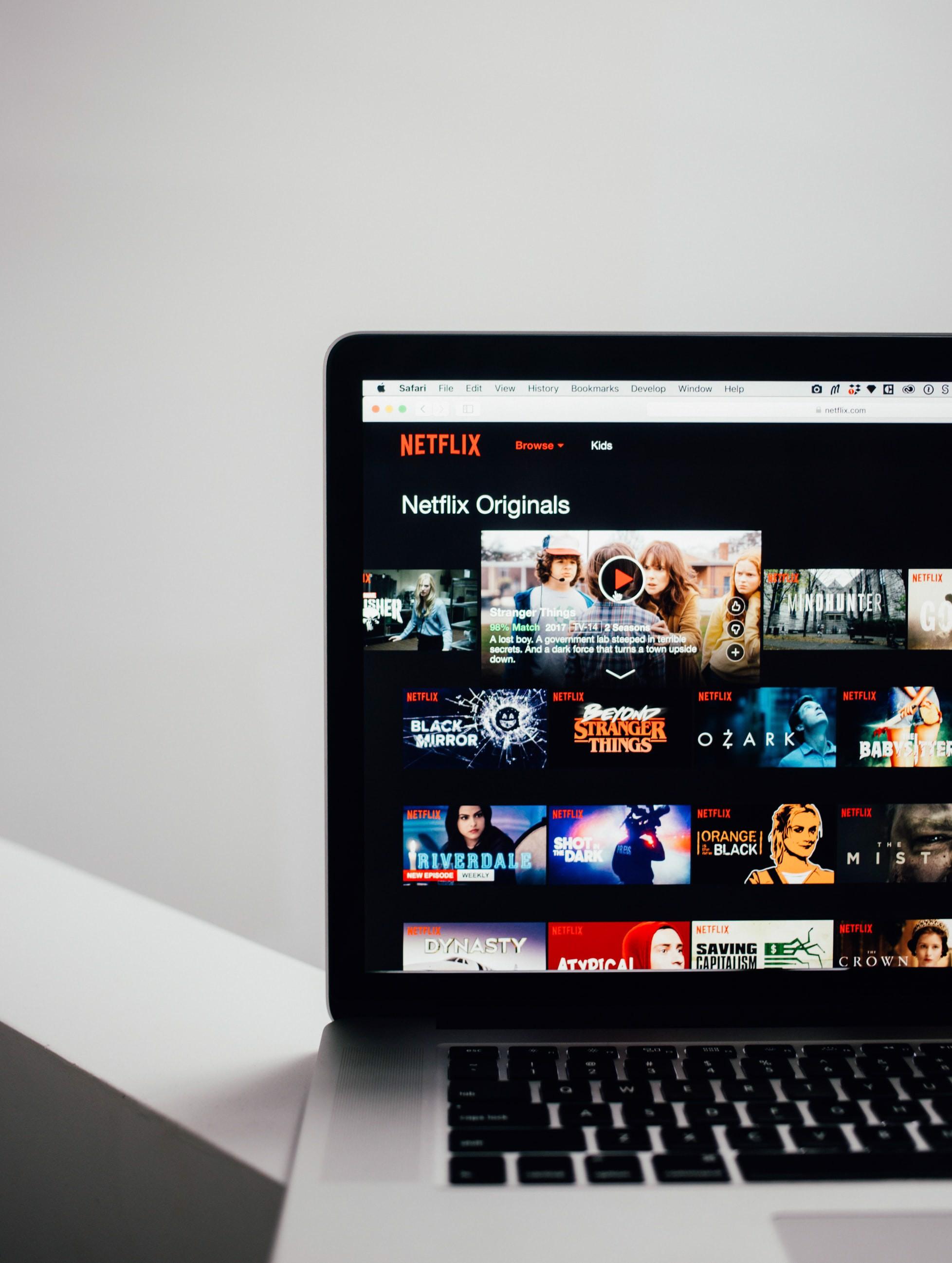 Vorsicht Falle: Phishing-E-Mails im Namen von Netflix im Umlauf